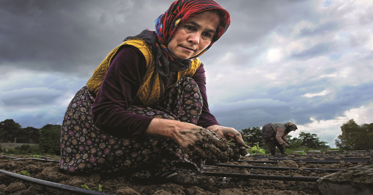Gencer's World Women Farmers Day Message