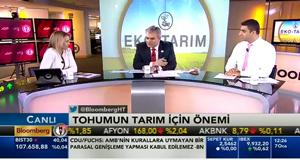 TÜRKTOB President Gencer, Bloomberg HT participated in the live broadcast